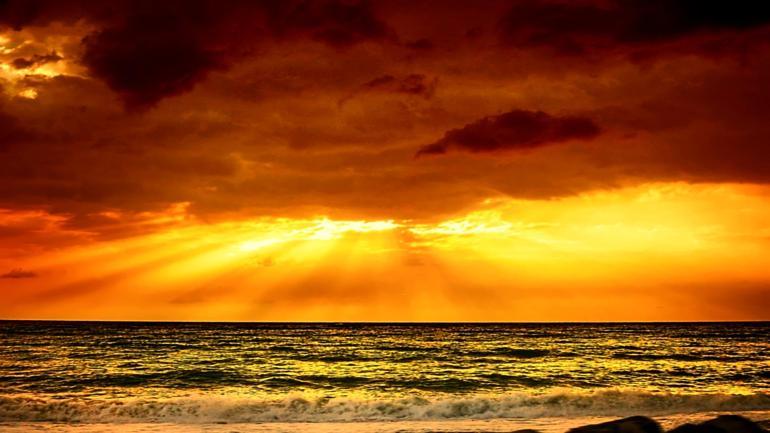 amanecer-mar-nube-cielo-naturaleza